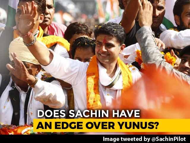 Video : The Battle For Tonk: Congress' Sachin Pilot Vs BJP's Yunus Khan