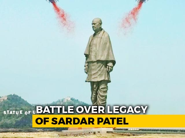 Video : Statue Of Unity - World's Tallest Statue Stirs Debate