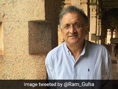 Ramachandra Guha's Decision His Own, Says Ahmedabad University