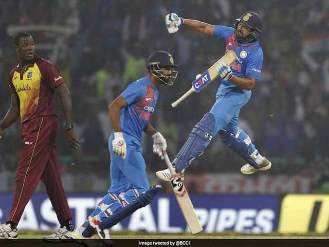Rohit Sharma scored four centuries in T20, sest new record