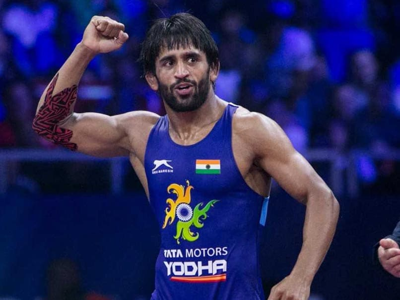 Bajrang Punia Becomes First Indian Wrestler To Claim Top Spot In 65-kg Freestyle Category