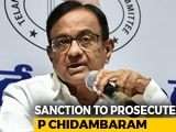 Video : Have Sanction To Prosecute P Chidambaram In Aircel-Maxis Case: CBI To Court