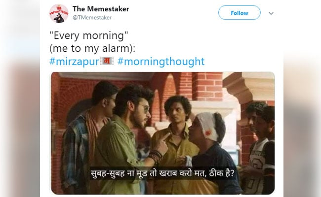 These Mirzapur Memes Will Leave You In Splits. Take A Look