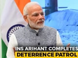 Video: With INS Arihant Milestone, India Joins Exclusive Nuclear Missile Club