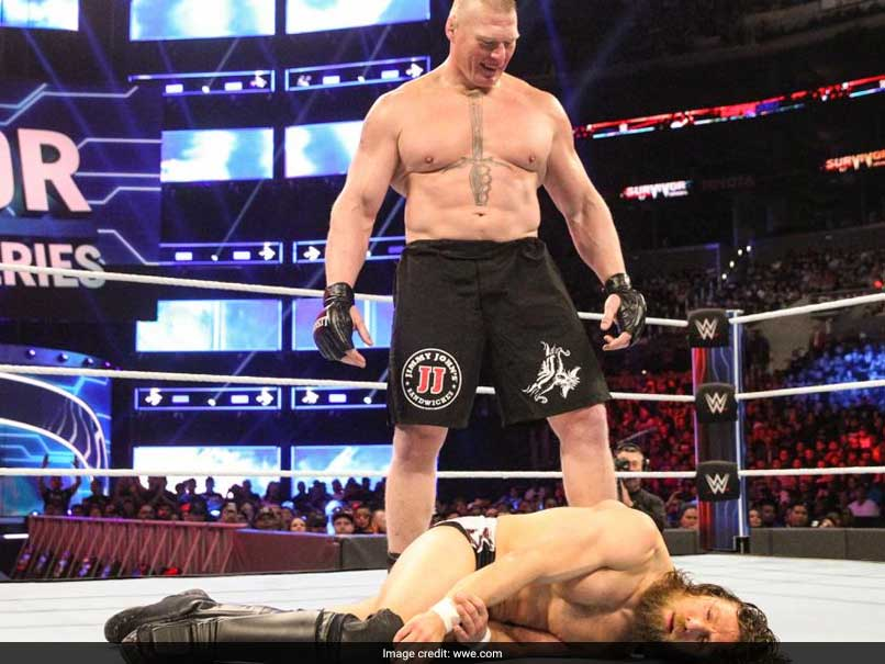 WWE Survivor Series 2018: Brock Lesnar Beats Daniel Bryan, RAW Clean Sweeps SmackDown