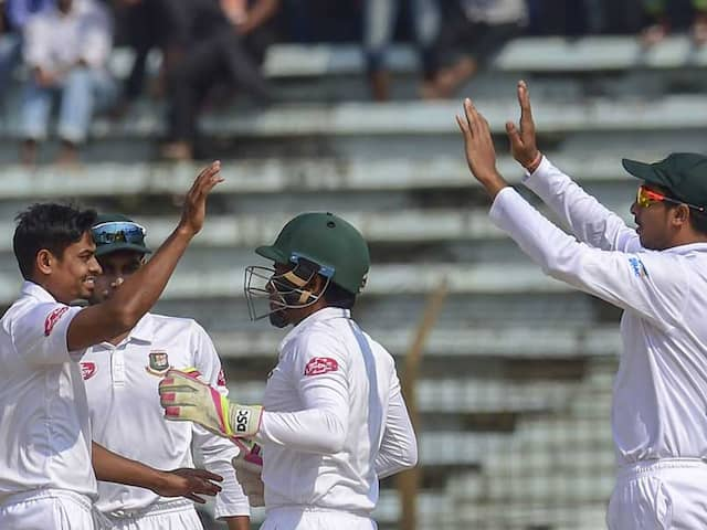 Bangladesh 15-man Squad for the only Test against Afghanistan