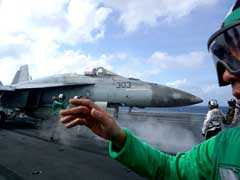 Watch: In South China Sea, A Show Of US Navy Strength, Message To Beijing
