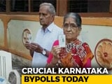 Video: Voting For Crucial By-election In Karnataka Today