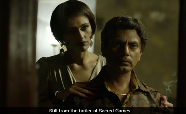 Kubbra Sait, Trolled For Defending Nawazuddin Siddiqui After #MeToo Allegations, Says 'Why Should I Not Stand By Him'
