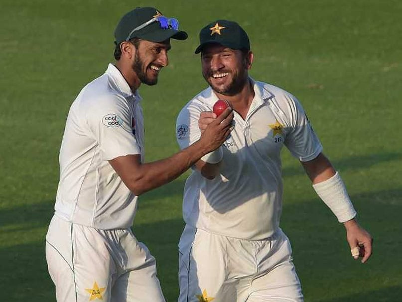 Hasan Ali, Yasir Shah Set Pakistan On Victory Path In 1st Test vs New Zealand