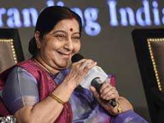 While US, Japan, China Are Ageing, India Getting Younger: Sushma Swaraj