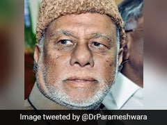 PM Modi, Leaders Pay Tribute To Former Union Minister CK Jaffer Sharief