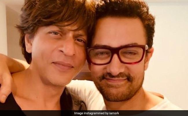 Zero Trailer: आमिर ने 'जीरो' के ट्रेलर को बताया धांसू, शाहरुख ने लगाया गले, फैन्स बोले- सल्लू भाई की कमी है