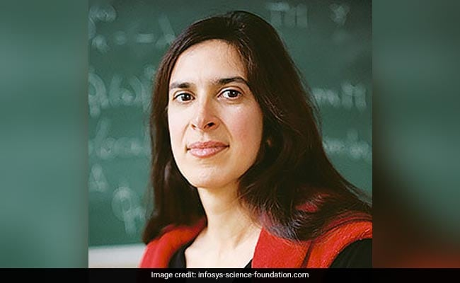Nalini Anantharaman, Professor and Chair of Mathematics, Institute for Advanced Study, University of Strasbourg, France, Mathematics, infosys prize 2018