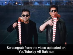 Watch: AR Rahman Tweets Teaser Of Hockey World Cup Song Featuring SRK