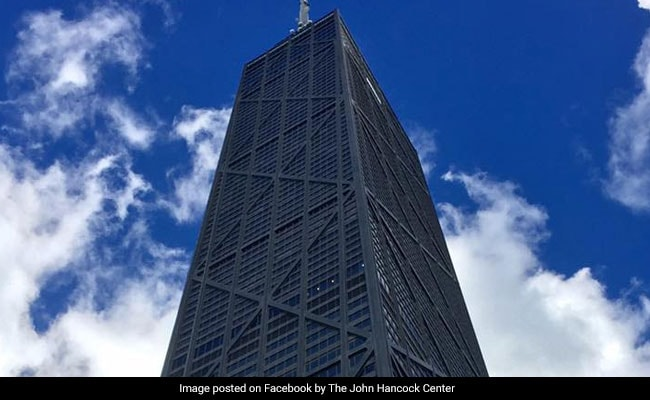 Terror as Chicago skyscraper lift plunges 84 floors when cable snaps