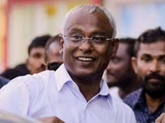 Maldivian President To Reach India Today For Three-Day Visit