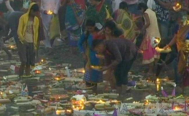 Kartik Purnima Celebrated In Odisha With Toy Boats