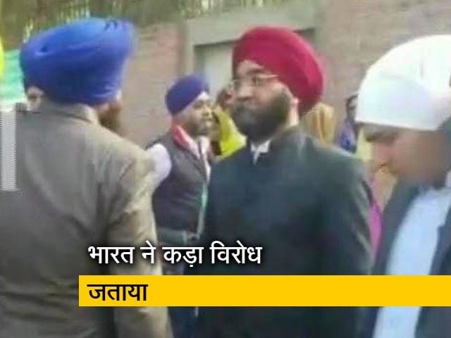 Video : भारतीय अधिकारियों से पाक की बदसलूकी