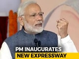 Video : PM Modi Inaugurates Expressway Aimed At Easing Delhi Traffic, Pollution