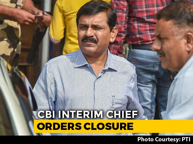 Video : Did CBI's Acting Chief Violate Top Court Order? He Allegedly Closed Case