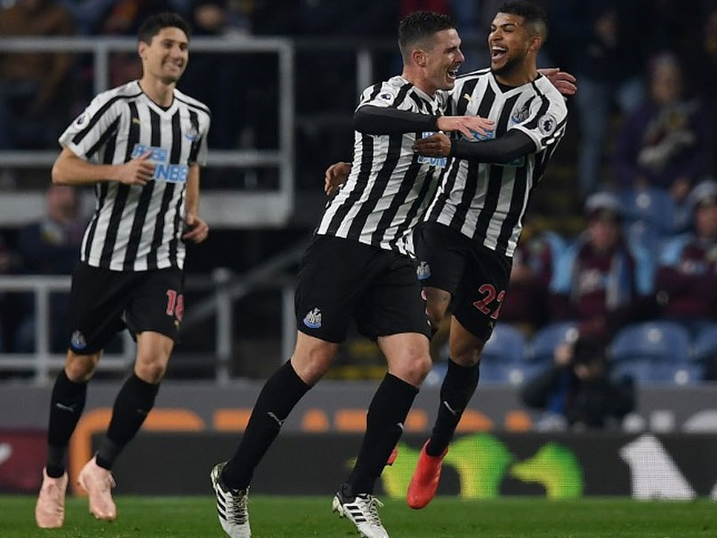 Newcastle United Climb Away From Danger Zone With Burnley Win