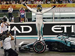 Abu Dhabi Grand Prix: Lewis Hamilton On Pole With Record Lap As Mercedes Dominate