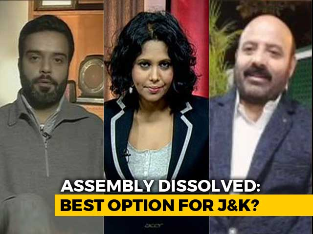Video : Why J&K Governor Dissolved Assembly: A Reality Check