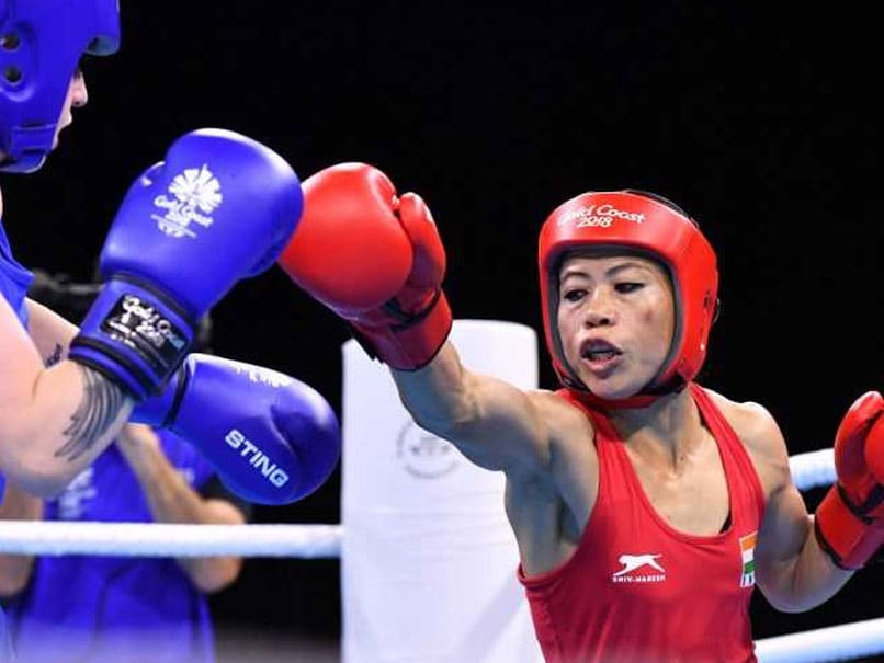 Mary Kom Eyes Historic Sixth Gold Medal In AIBA Women
