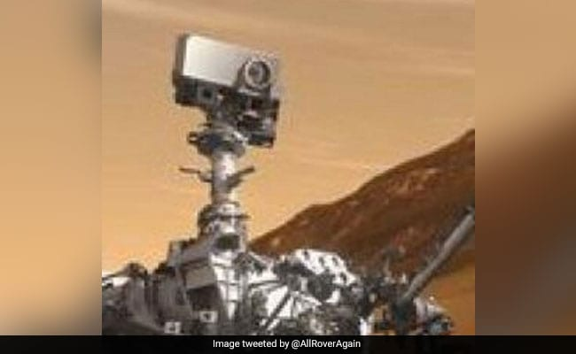 mars rover landing system - photo #14