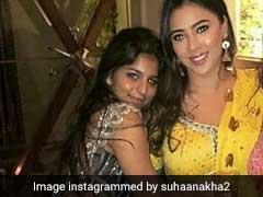 21 Inside Pics: सारा अली खान से अनन्या-आलिया तक, शाहरुख खान की दीवाली पार्टी में स्टार डॉटर्स ने ढाया कहर