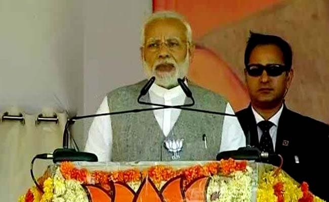 Assembly Polls Highlights: Congress Started Abusing My Mother, Says PM