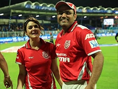 Sehwag Parts Ways With Kings 11 Punjab, Announces News On Twitter