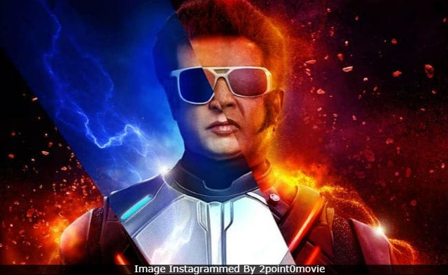 As 2.0 Releases, A Rare Tweet From Rajinikanth: 'The Magnificent Day Has Arrived'