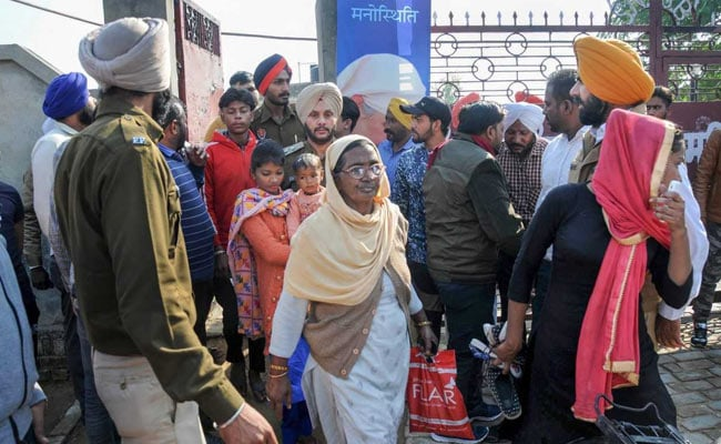 'Faces Covered, Armed Amritsar Attackers First Threatened Woman': Witness