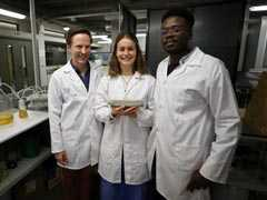 South African Scientists Create Bricks From Human Urine