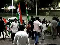 छत्तीसगढ़ में टिकट बंटवारे से नाराज कांग्रेस कार्यकर्ताओं ने किया हंगामा