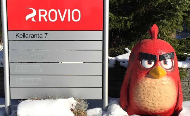 Angry Birds Maker Rovio Says It Needs New Games To Accelerate Growth