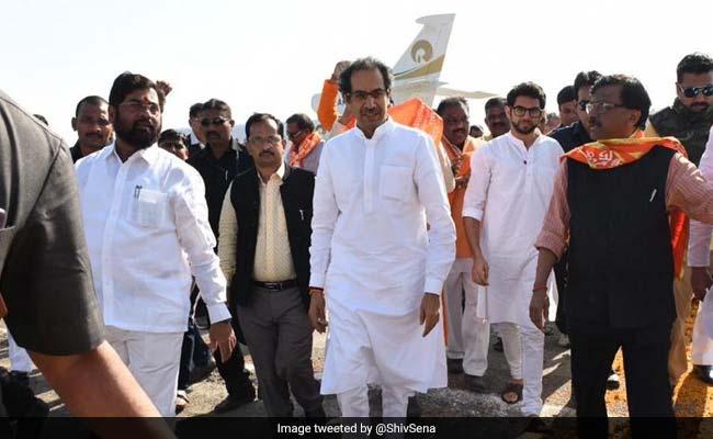Shiv Sena Boycotts PM Modi's Events In Maharashtra