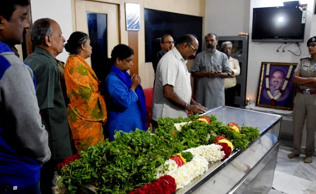 Ananth Kumar Tributes: 3-Day Mourning Declared After Union Minister's Death