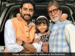 बिग बी ने पोती आराध्या को जन्मदिन पर दी दुआएं, अभिषेक बच्चन ने शेयर की ये फोटो