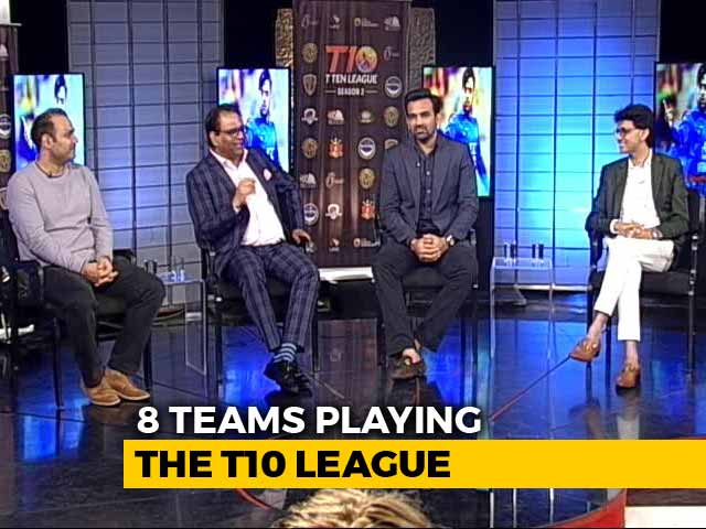 Virender Sehwag, Zaheer Khan Discuss Future Of Domestic Leagues