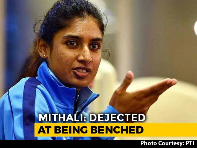 "Video : Coach ""Humiliated"" Me: Mithali Raj's Explosive Letter To Cricket Board"