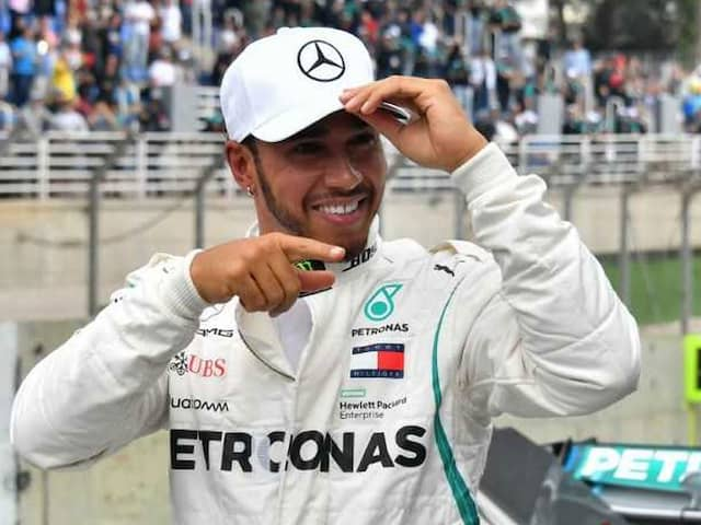 India was such a poor place yet we had this massive says  Lewis Hamilton