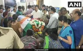 Union Minister Ananth Kumar To Be Cremated With State Honours Today