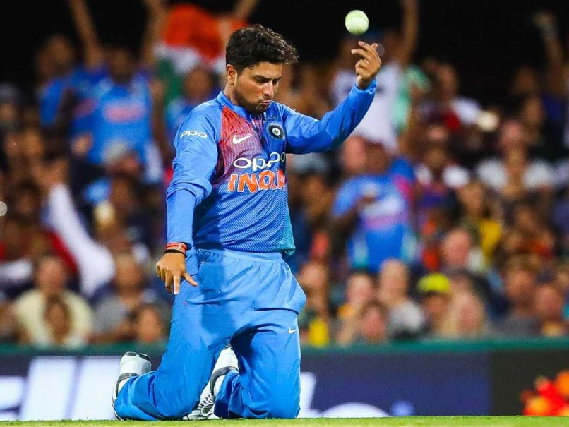 ICC T20I Rankings: Kuldeep Yadav rises to career-best second