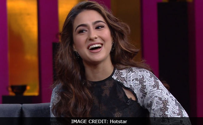 koffee with karan 6 sara ali khan is breaking the internet