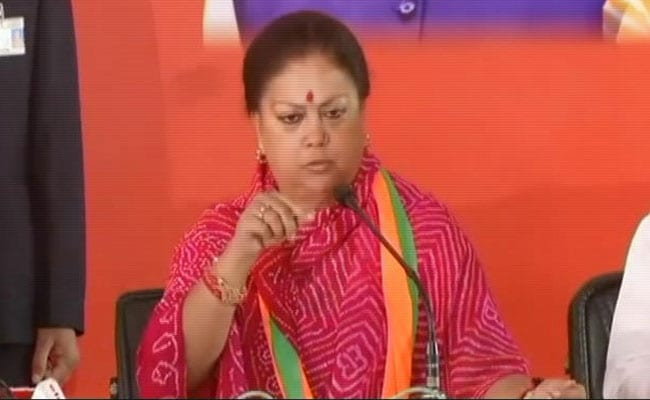 BJP Fights A Resurgent Congress As Rajasthan Goes To The Polls Today