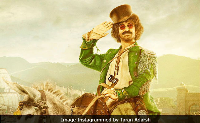 Thugs Of Hindostan Box Office Collection Day 2: Despite A 'Decline' At The Ticket Window, Aamir Khan's Film Earns Rs 81.50 Crore