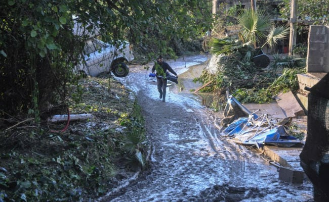 Italy's Week-Long Storms Kills At Least 30